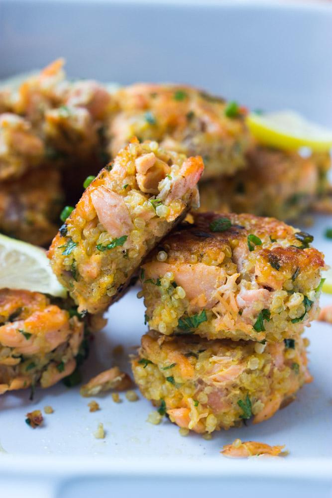 quinoa nuggets 1