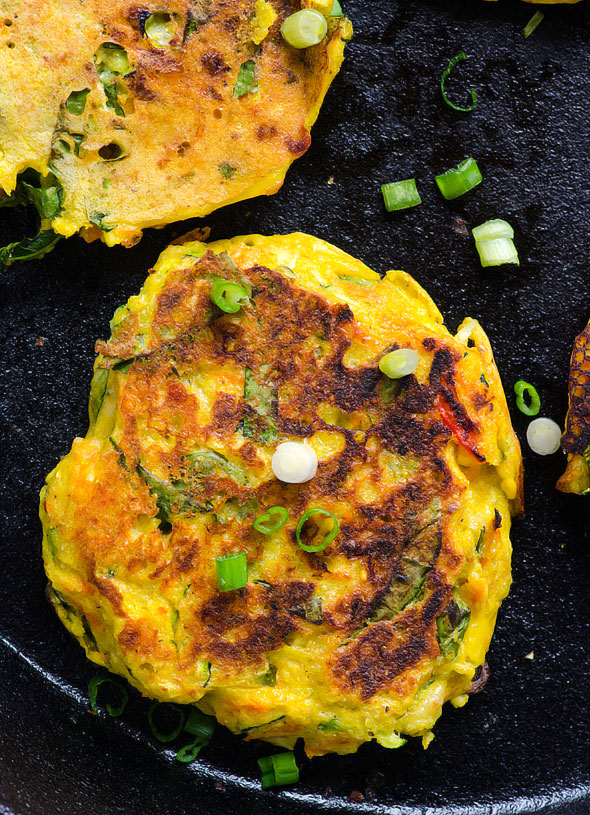 top-vegetable-corn-fritters-clean-eating-recipes
